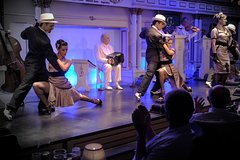 Imagen Tango Show at Gala Tango with optional Dinner