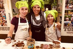 Imagen Culinary workshop making Chocolate, Pisco and Ceviche