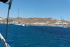 Ancient Delos and Mykonos South Beaches Cruise