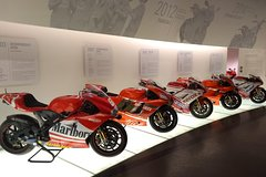 Tuscany Motorcycle Tour - Ducati Experience