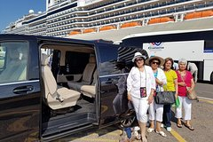Civitavecchia port and other ports of call, private tour