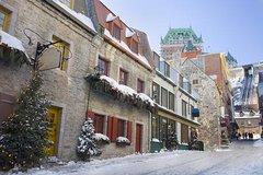 Ver la ciudad,Tours temáticos,Tours históricos y culturales,Especiales,Especiales,Tour por Québec