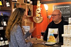 Venetian wine tasting tour: drink as a Venetian
