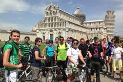 Private Tour: Historic Pisa by bike
