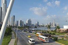 Ver la ciudad,Tour por Ciudad de Panamá,Excursión a Canal de Panamá