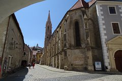Medieval Bratislava with a historian - 2 hours
