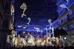 Christmas tour From Sorrento (San Gregorio Armeno & Salerno Christmas Lights)