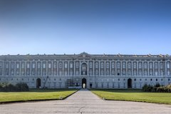 Tour of Caserta Royal Palace & La Reggia Outlet shopping center