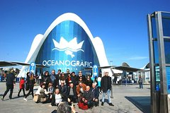 Imagen Valencia Guided tours - City of the Arts and Sciences - Oceanografic park