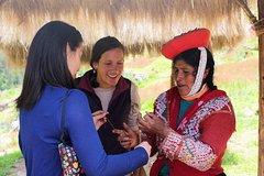 Imagen Rural Tourism - Weaving workshop in Ollantaytambo - Half day - Group service