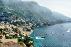 Private tour from Rome to: Naples - Pompei - the Amalfi coast - Sorrento