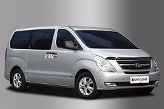 Imagen Private Van Rental with Bilingual Driver for Excursions and Journeys