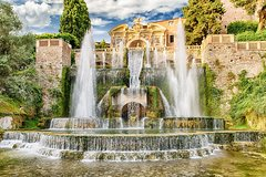 Day trip from Rome to Tivoli