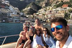 Amalfi Coast - Private Boat Tour from Sorrento