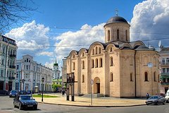 3-Hour Private Kiev Podil District Walking Tour