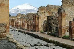 Day trip from Rome to Pompei