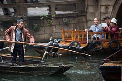 Independent Tour of Suzhou and Tongli Water Village from Shanghai