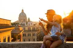 Imagen Private Family Photo Tour in Trastevere: Say Cheese!