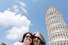 Pisa all inclusive: Baptistery, Cathedral and Leaning Tower guided tour