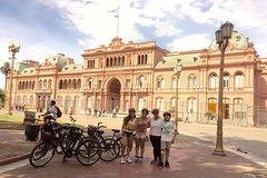 Imagen Recorrido en bicicleta: Lo más destacado de la ciudad de Buenos Aires en mediodía