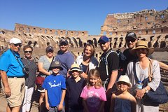 Colosseum Tour Express for Kids & Families in Rome with local guide Ale