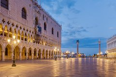 Venice city tour with St Mark's Square museum visits