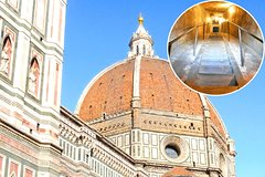 Florence Dome Climb & Private Guided Sightseeing Walking Tour with hotel pickup