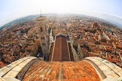 Full Day Florence Tour with Accademia and Uffizi Gallery