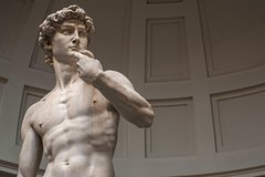 Walking Tour and Skip the Line with Guided Tour of Accademia Gallery