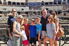 Skip-the-Line Colosseum & Ancient Rome Tour for Kids & Families wit