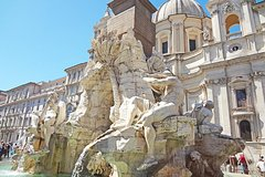 Great Squares Temples & Fountains of Rome Tour for Kids by Francesca wi