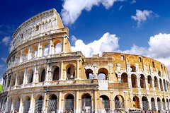 Small-Group Colosseum with Roman Forum and Palatine Hill Tour