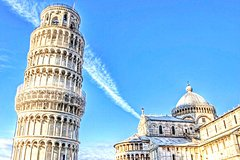 Skip-the-Line Best of Pisa and Leaning Tower Guided Tour for Kids and Families