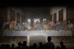 Leonardo da Vinci's Last Supper, skip-the-line-ticket