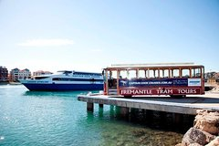Imagen Perth Lunch Cruise including Fremantle Sightseeing Tram Tour