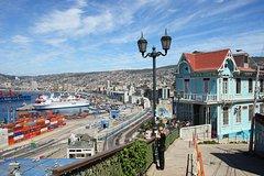 Salir de la ciudad,Excursiones de un día,Excursión a Valparaíso,Excursión a Viña del Mar
