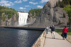 Actividades,Actividades acuáticas,Tour por Québec,Excursión a las Cataratas Montmorency