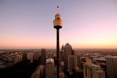 Imagen Sydney Shore Excursion: Sydney Tower Restaurant Buffet