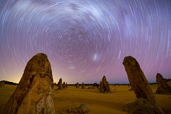 Imagen Pinnacle Desert Sunset and Night-time Stargazing Tour from Perth