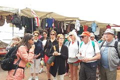 Guided tour of Genoa