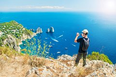 Capri all Inclusive Private Tour from Naples or Sorrento