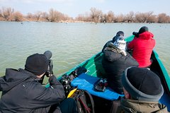 Danube Delta Guided Day Trip in WINTER - private program