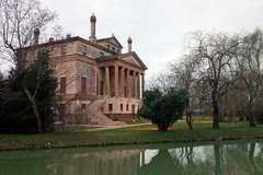 Palladian villas, Foscari La Malcontenta, Emo, Barbaro, UNESCO World Herita