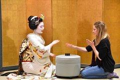 �Every Thr'MAIKO (Geisha) Performance �Kyoto Sta- Area