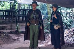 Full-Day Private Cu Chi Tunnels and Ho Chi Minh City Tour From Phu My with Lunch