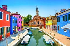 Luxury Islands Tour- Only Murano And Burano