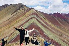 Imagen Rainbow Mountain (walk through the mountain)- Vinicunca