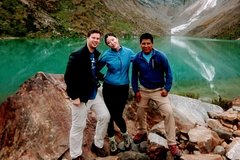 Imagen Small-Group Humantay Lake and Salkantay Mountain Hike from Cusco