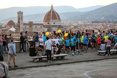 Running in the Secrets of Florence
