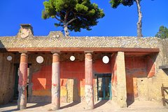 Pompeii and Herculaneum Private Walking Tour led by an Archaeologist